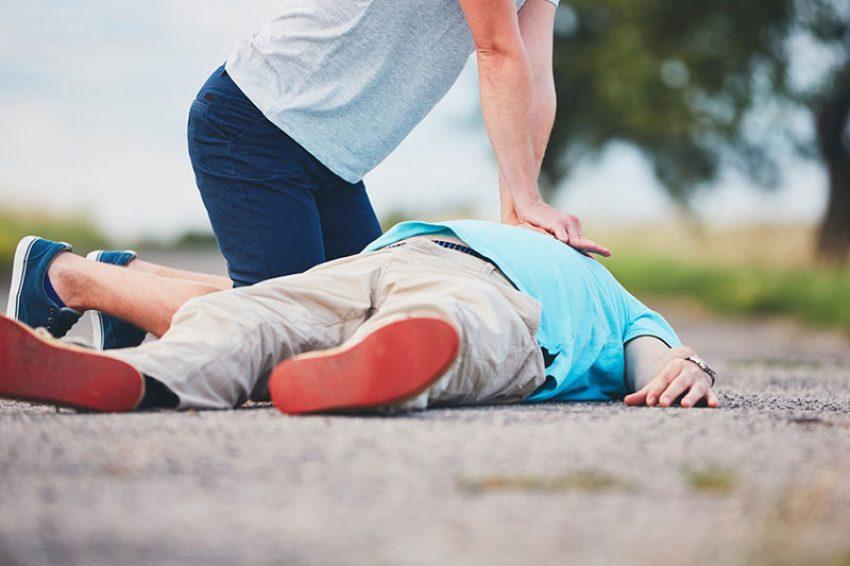 cardiac arrest emergency CPR